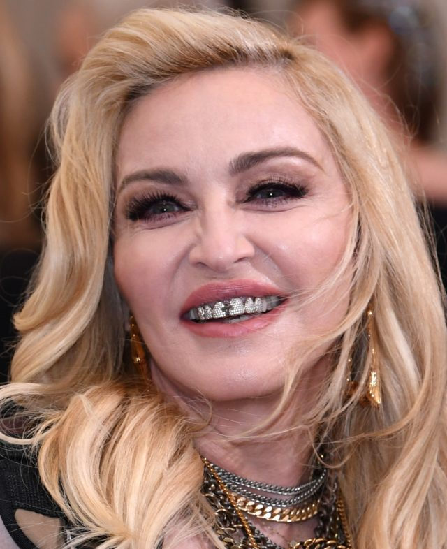Stars pay tribute to Madonna on her 60th birthday