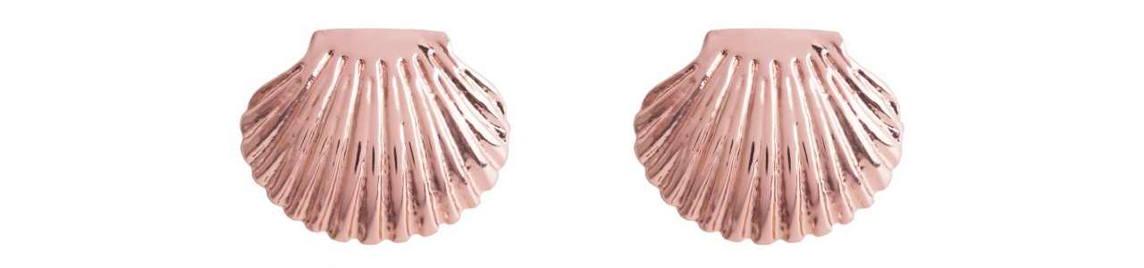 Joma Seashell Earrings