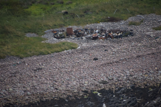 Waste identified at Huna, Caithness