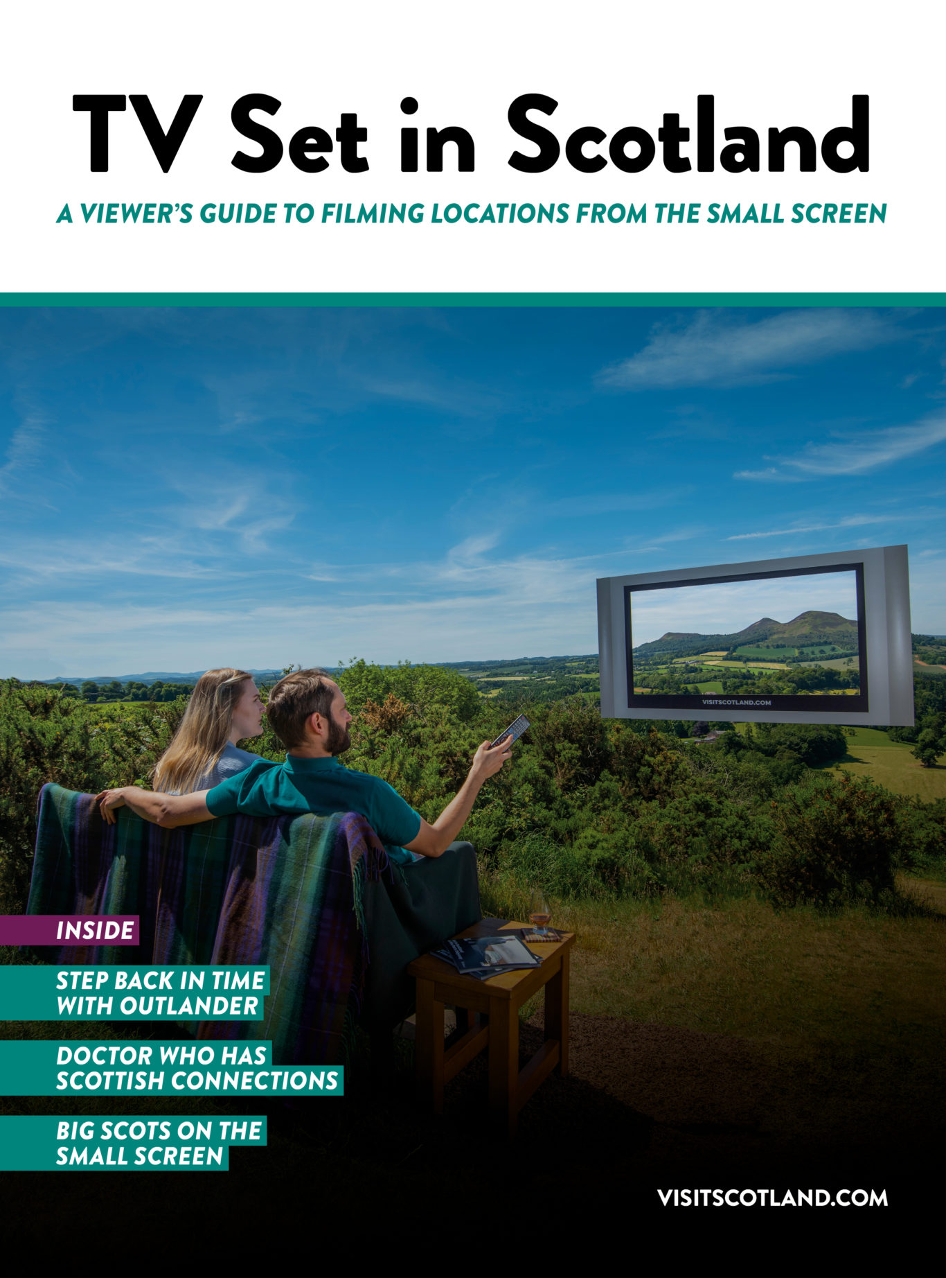 The guide will be in attractions and available to download (VisitScotland/PA)
