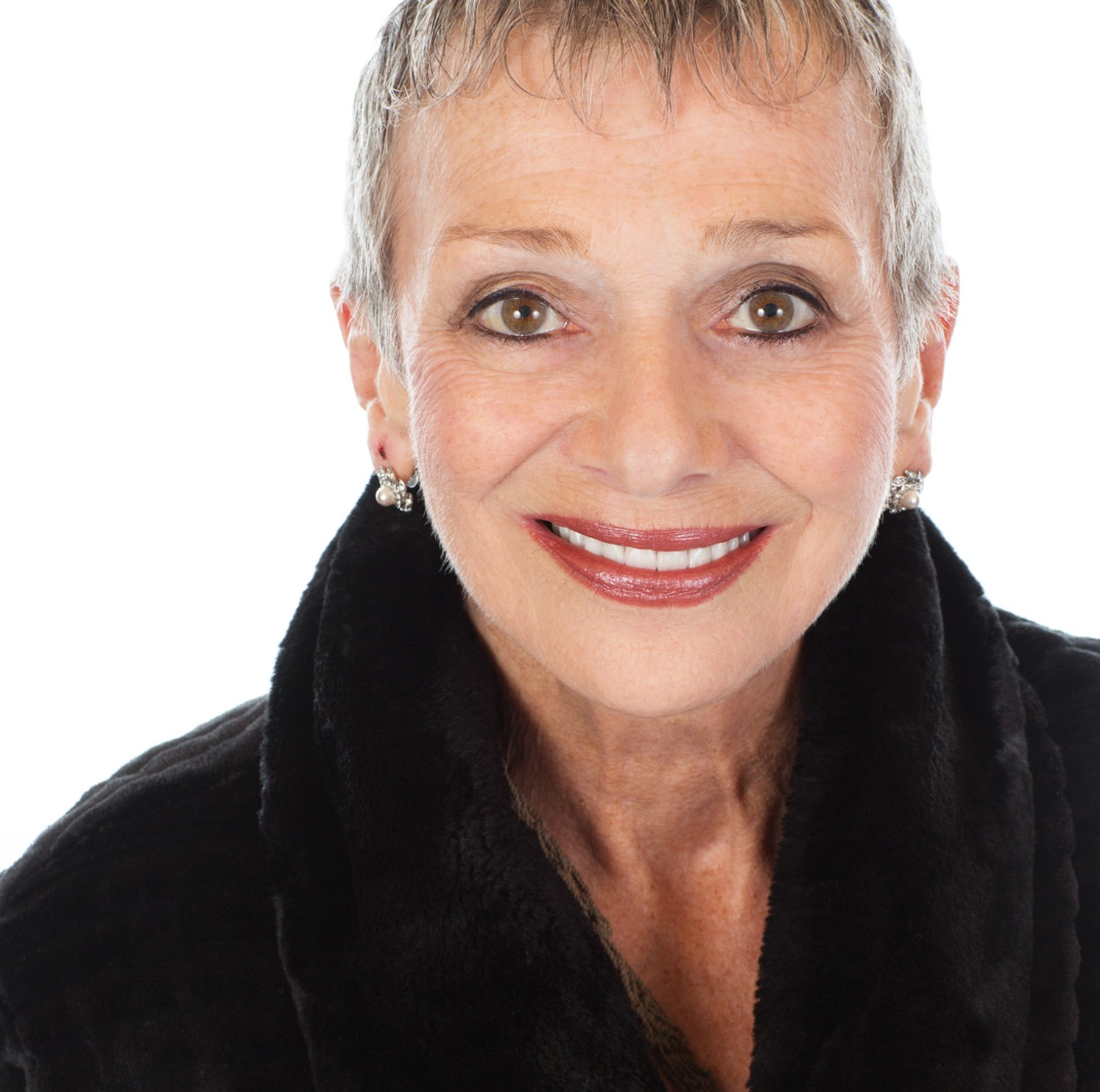 Blake's 7 star Jacqueline Pearce dies at 74