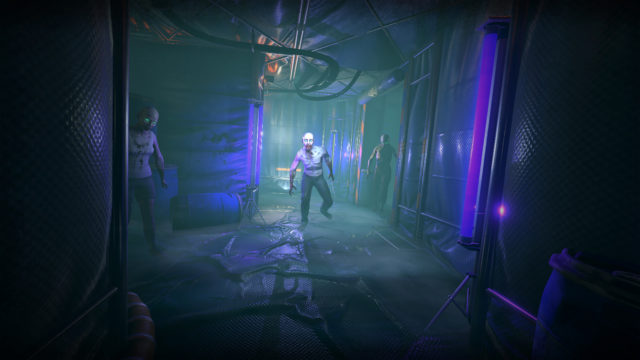 Zombie free-roaming VR game comes to the UK.