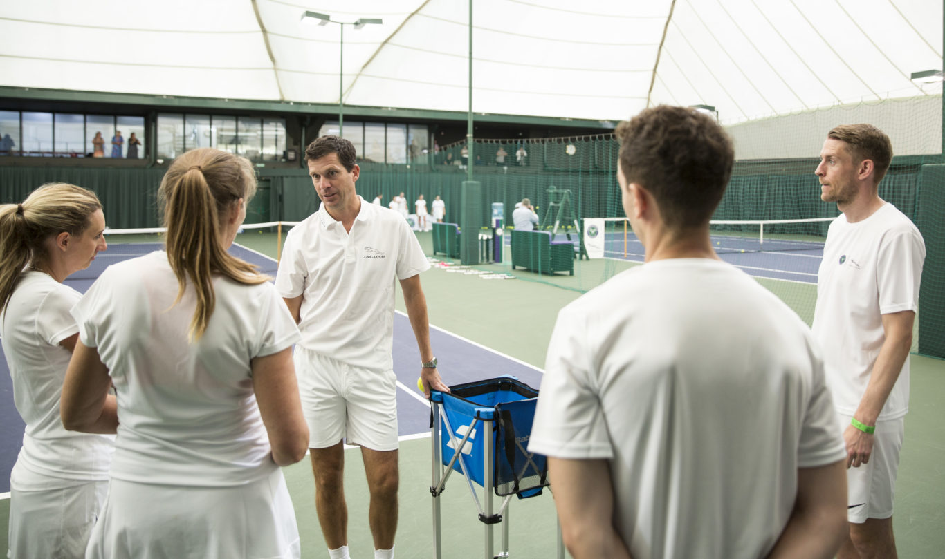 Henman remains a part of British tennis