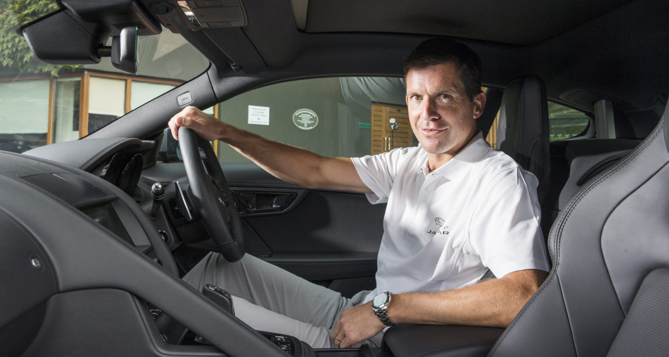 Tim Henman chats about his experience of cars, and his current choice of vehicle