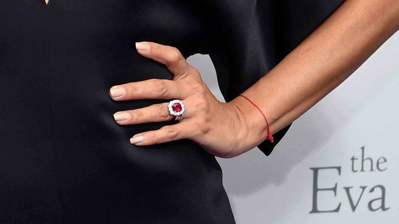 Eva Longoria's ring
