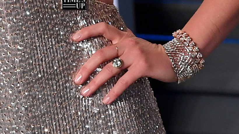 Olivia Wilde ring