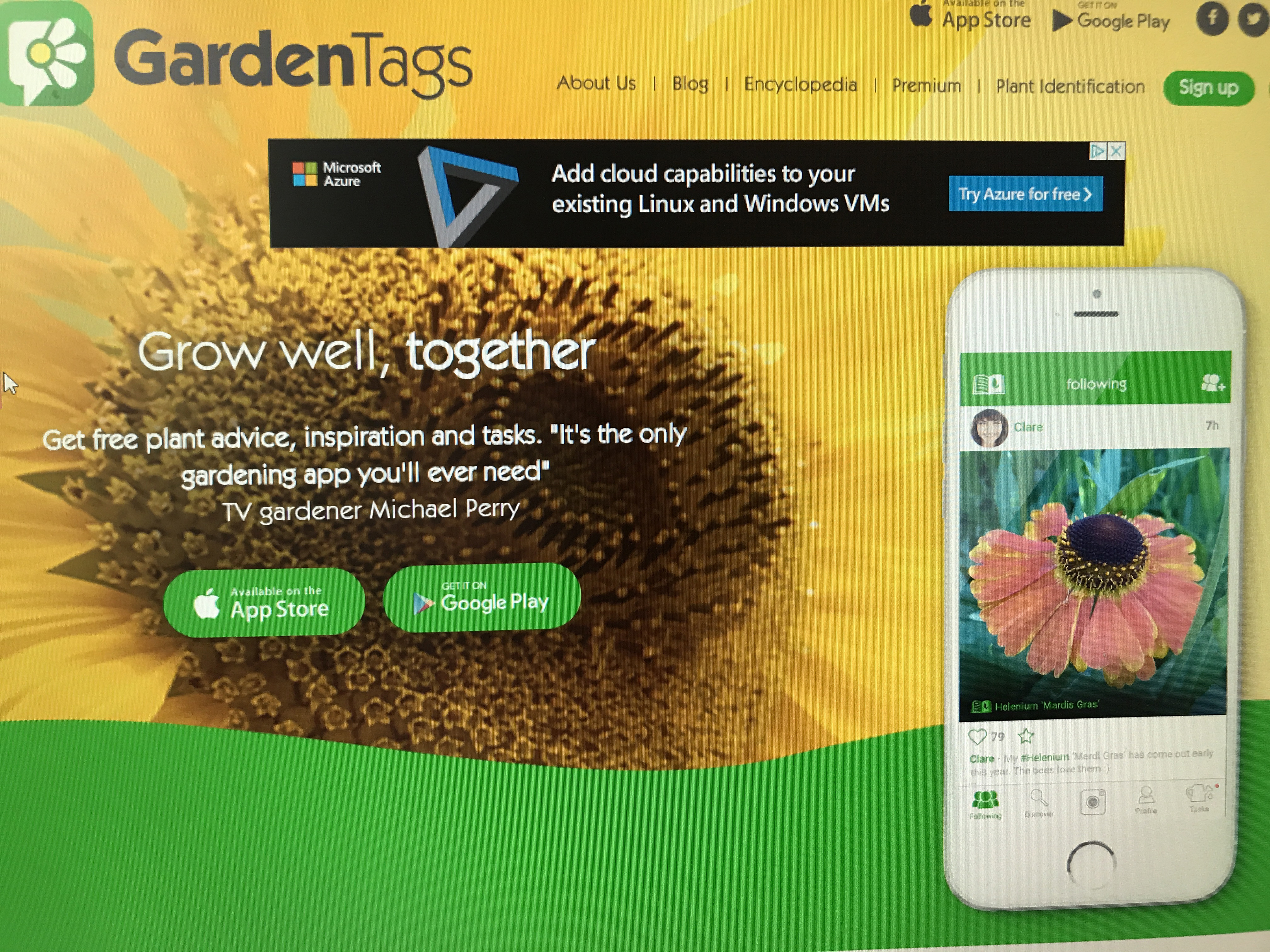 Plant identification and advice at your fingertips: 4 of the