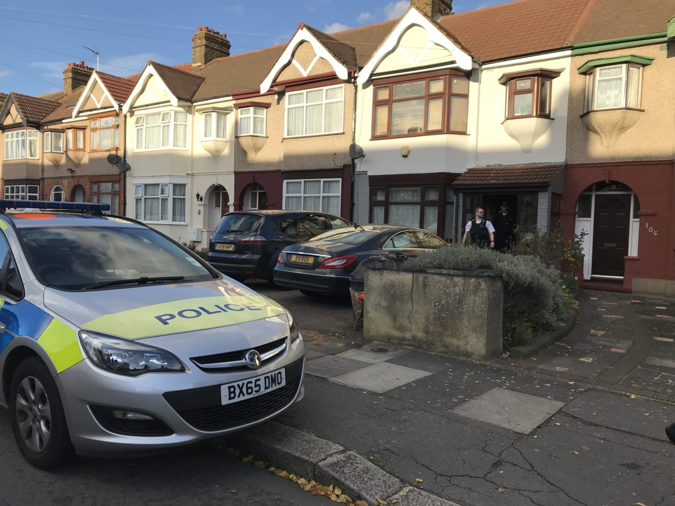 Ilford 'crossbow' death: Man charged with pregnant woman's murder