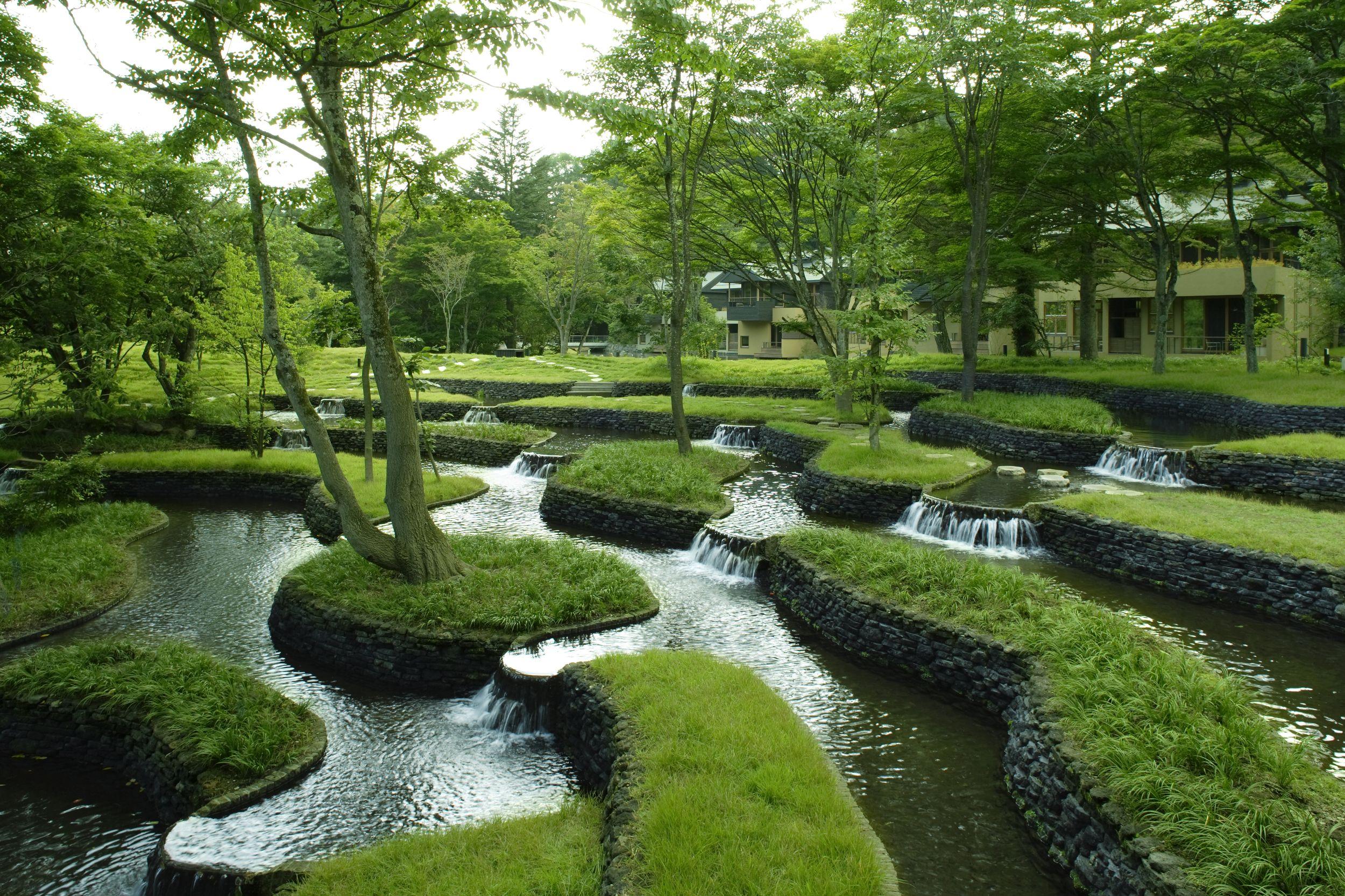 The Hoshinoya Karuizawa Resort (Hoshinoya / PA)