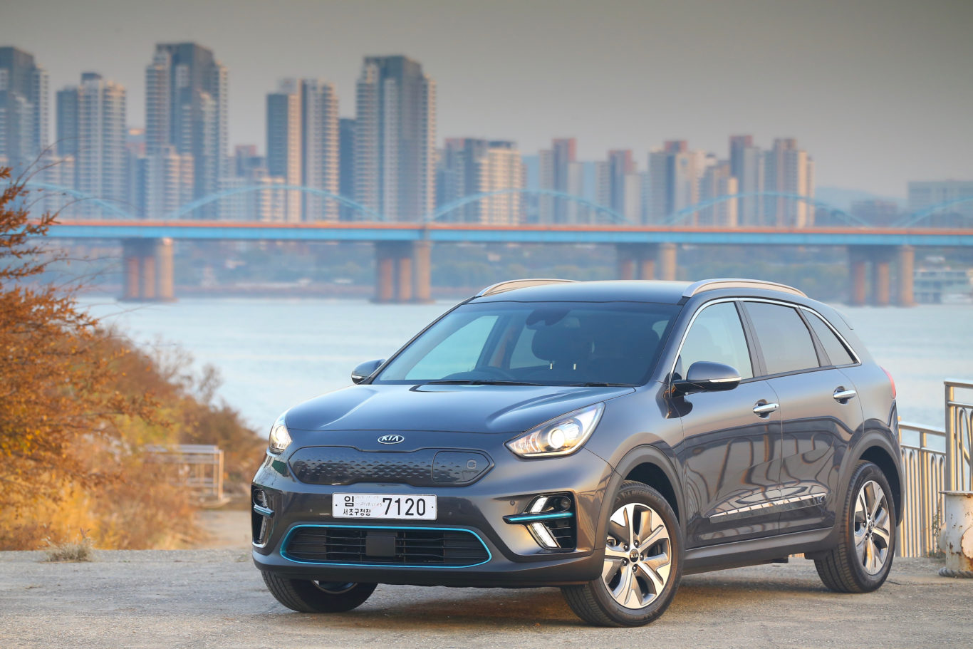 The e-Niro can hit 60mph in under seven seconds