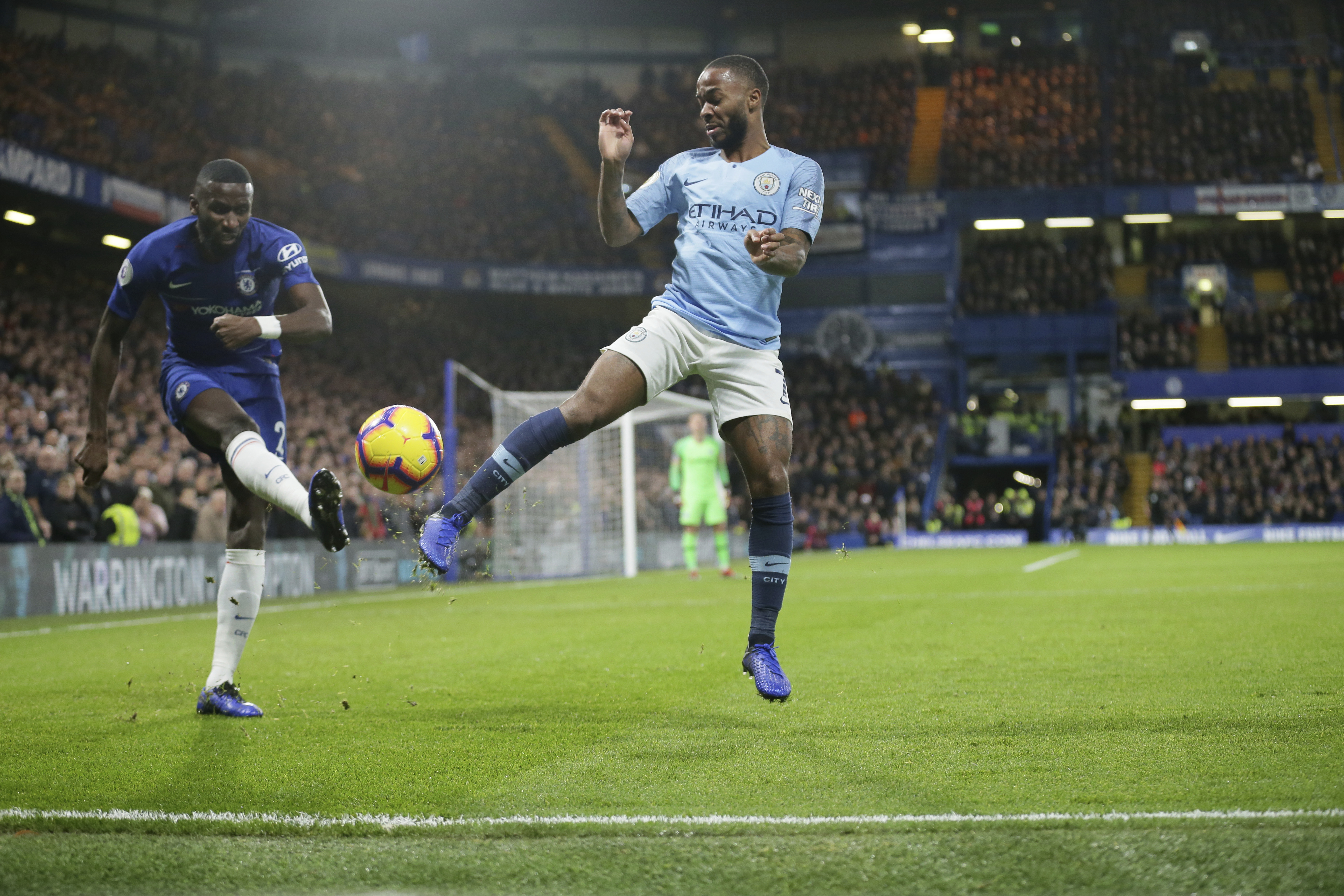 Chelsea 2, Man City 0: Blues hand champions first loss