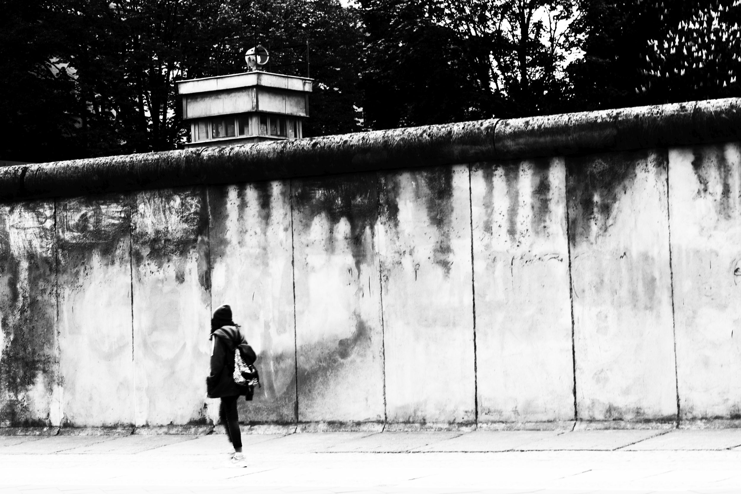 The former Berlin Wall (Thinkstock/PA)