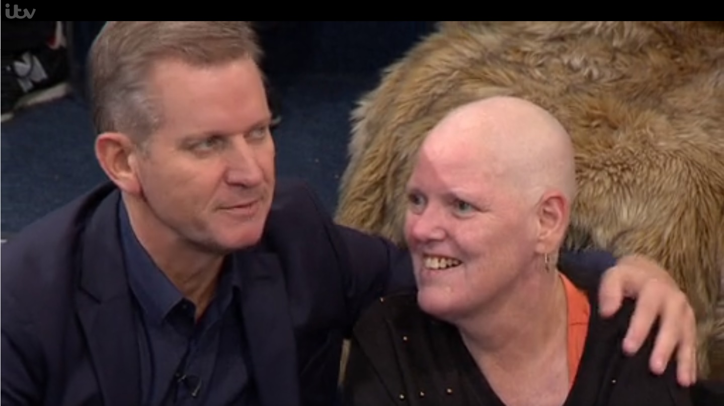 Elizabeth Powell on The Jeremy Kyle Show