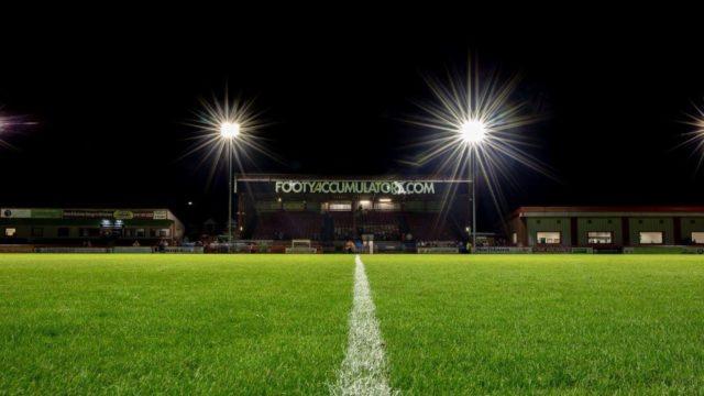 Altrincham's stadium