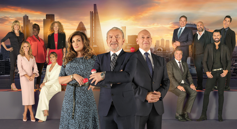 BBC Apprentice - Celebrity Apprentice for Comic Relief ...