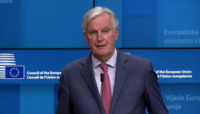 Brexit: The same deal can not be resubmitted to a vote