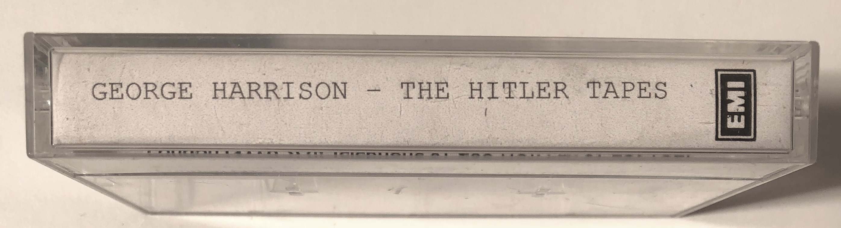 George Harrison's tape
