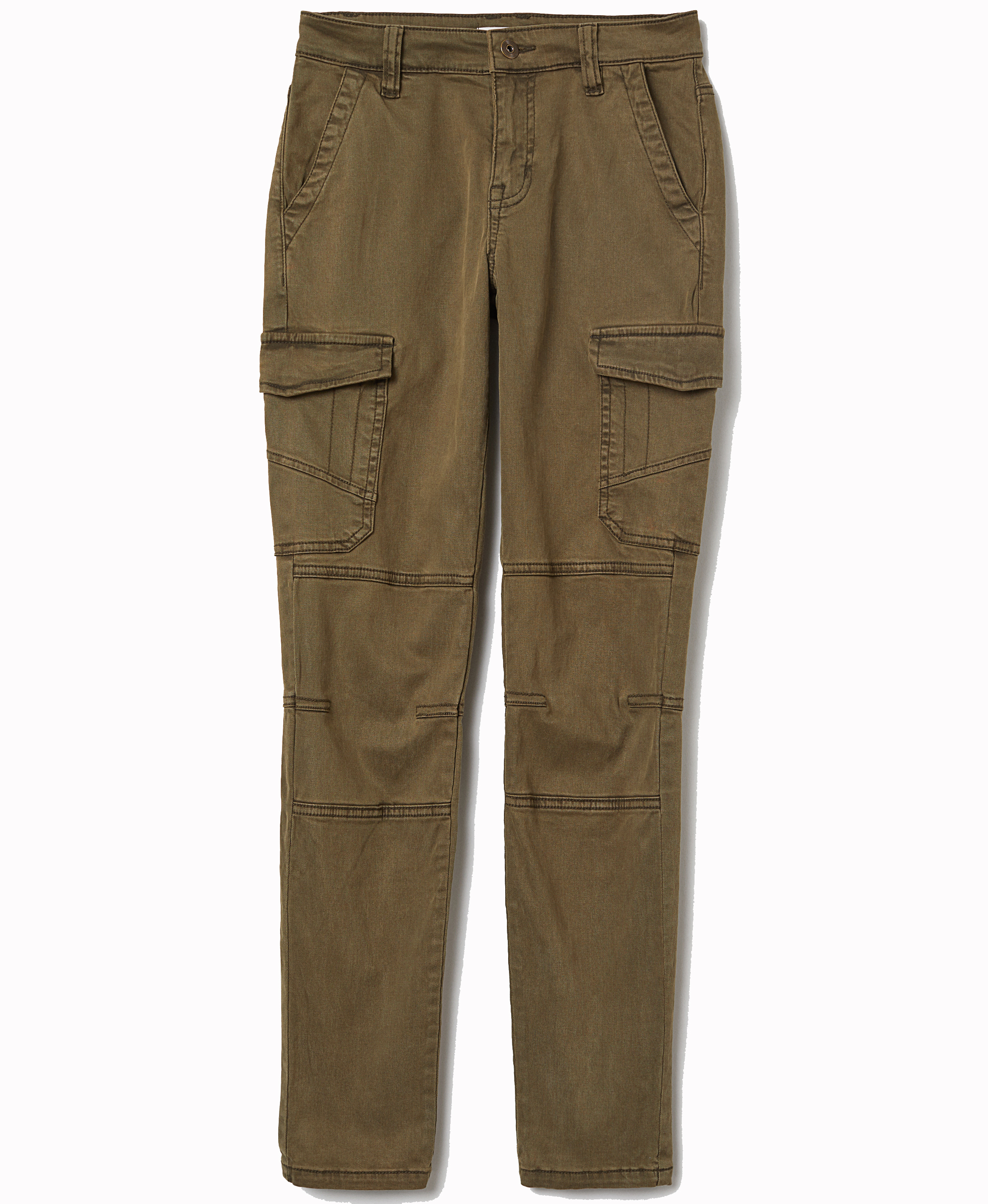 H&M Lyocell-blend Cargo Trousers