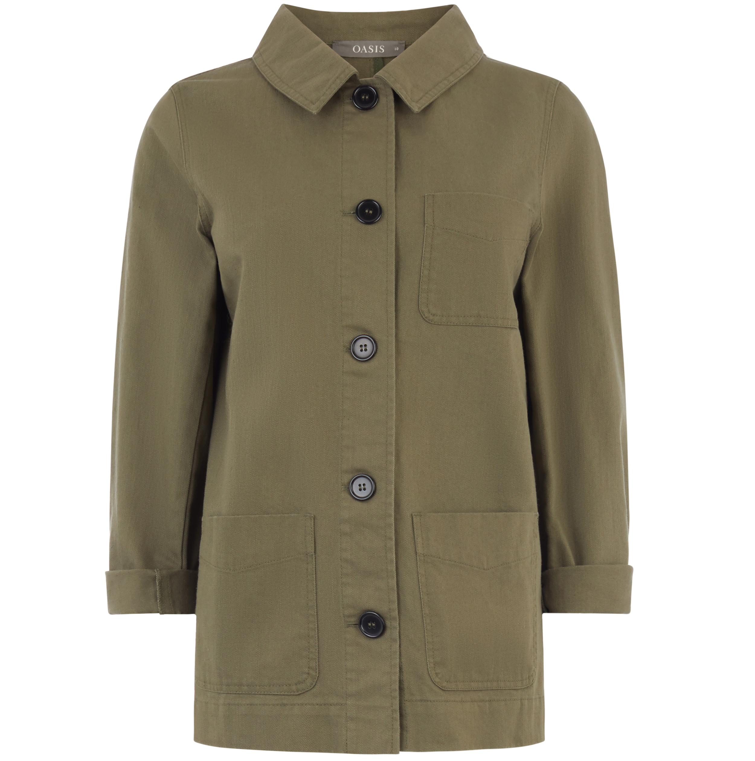 Oasis Utility Jacket