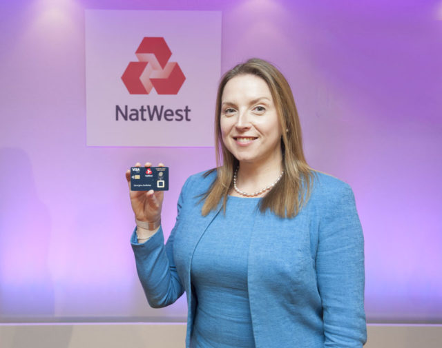 RBS launch fingertip encoded debit cards in Scotland for three-month trial