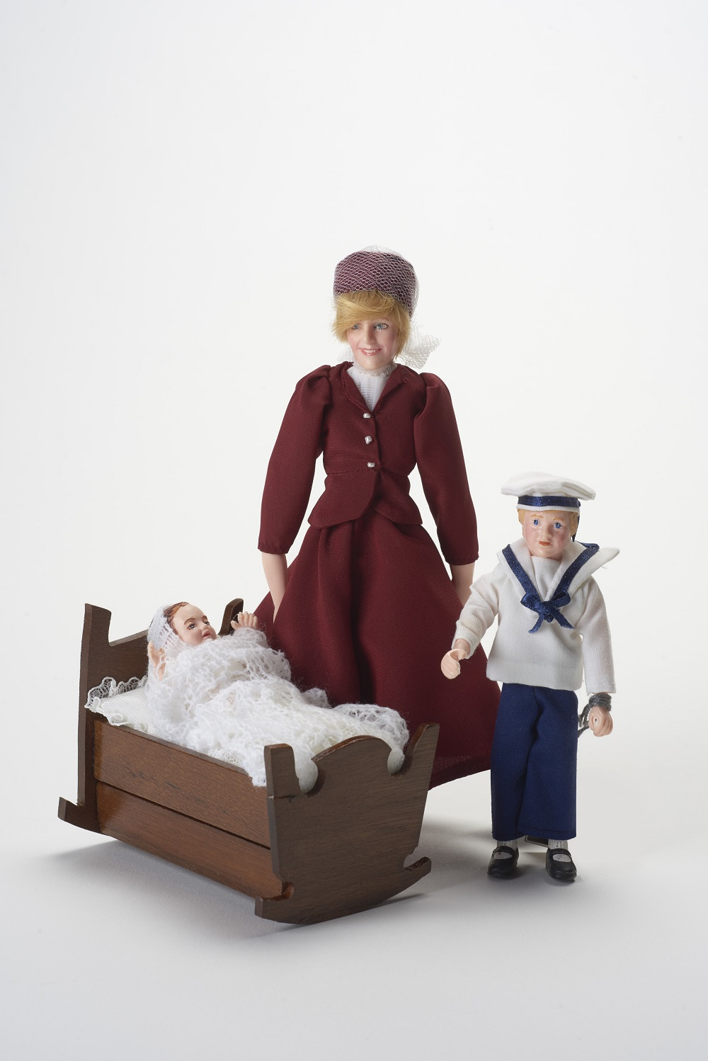 Royal Children Limited Edition Set by House of Nisbet, 1985