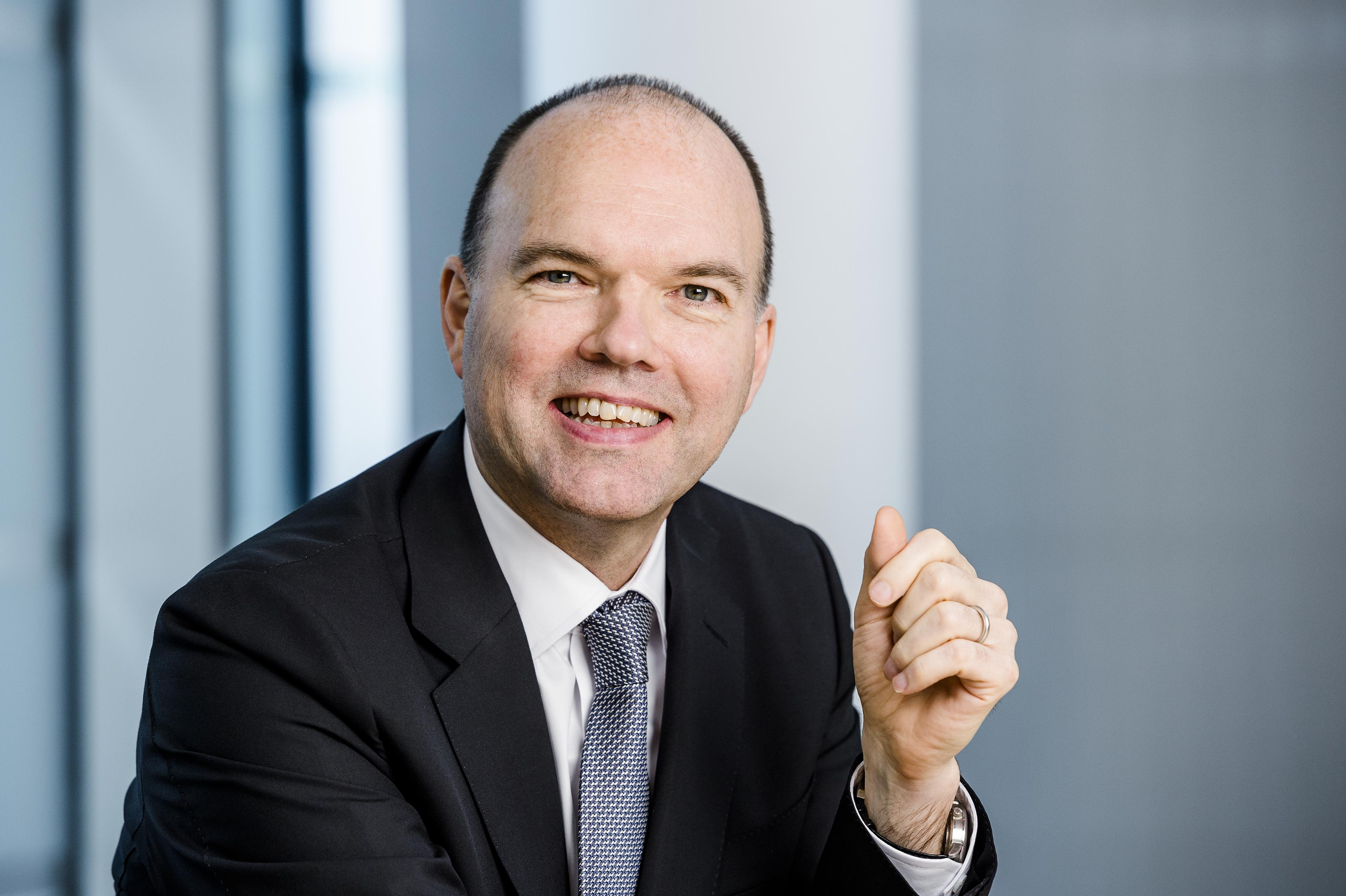Nick Read, Vodafone CEO