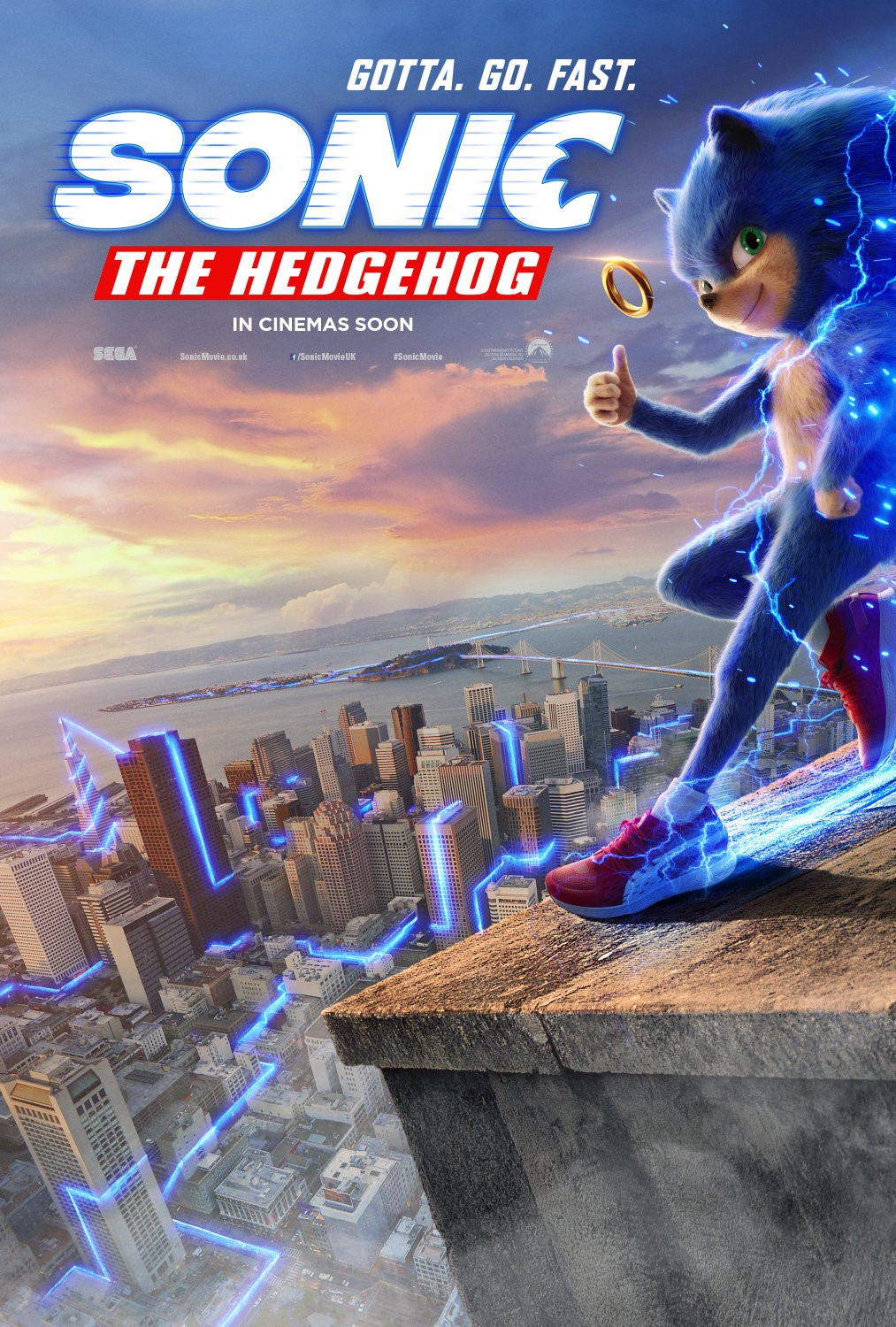 New Trailer Reveals Dramatically Redesigned Sonic The Hedgehog The Irish News