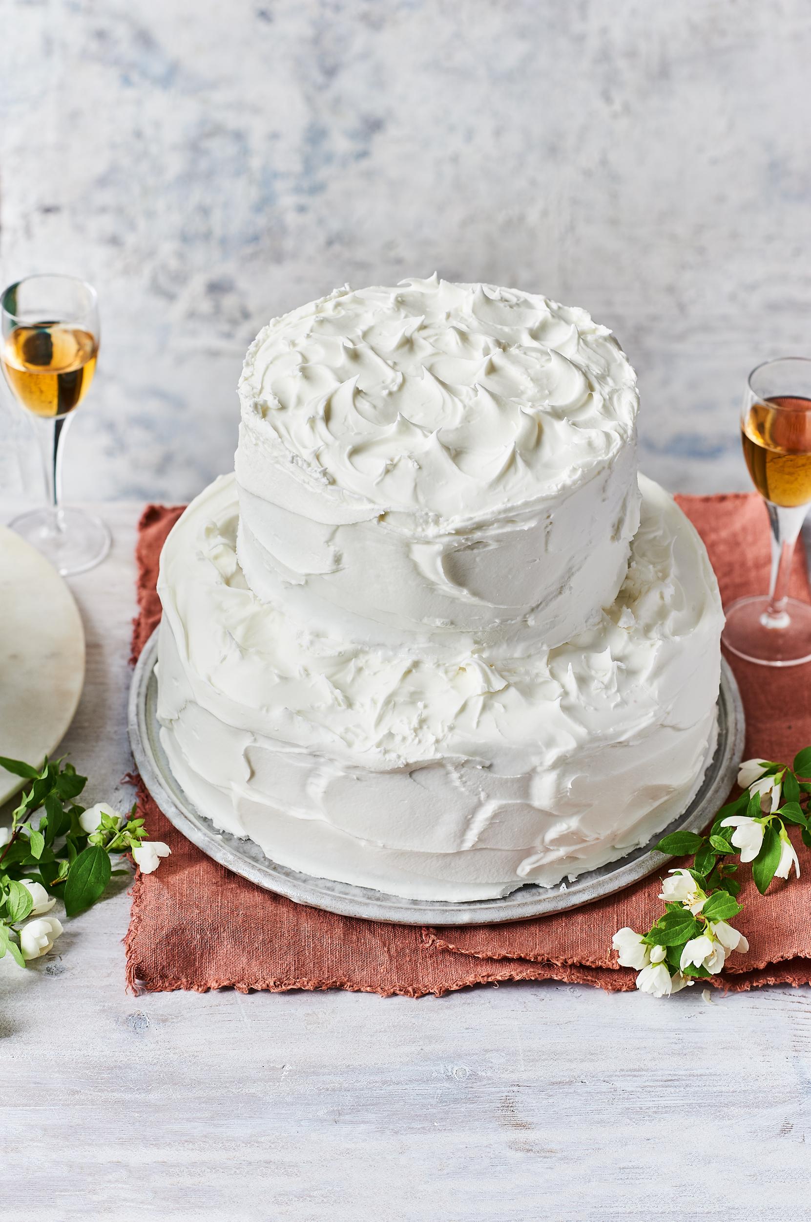 Steph's Christmas Cake (Faith Mason/PA)