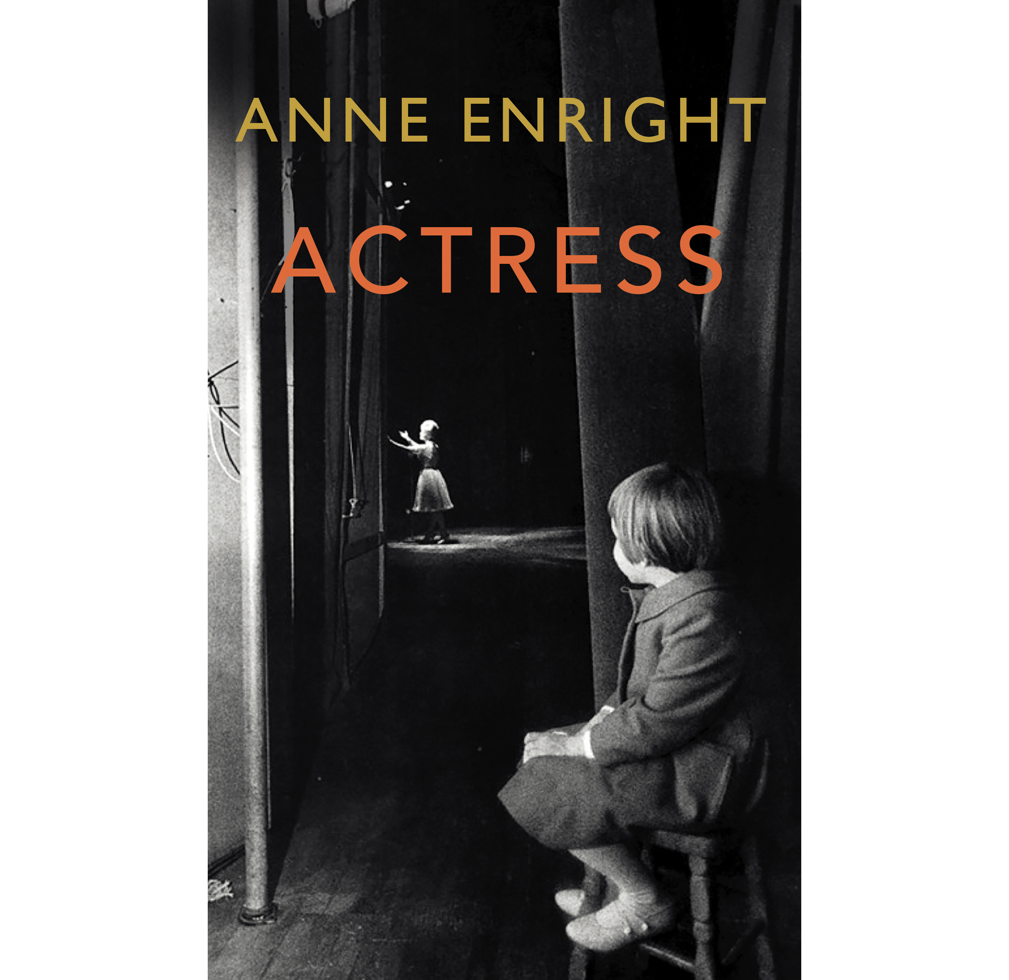 Actress by Anne Enright (Jonathan Cape/PA)
