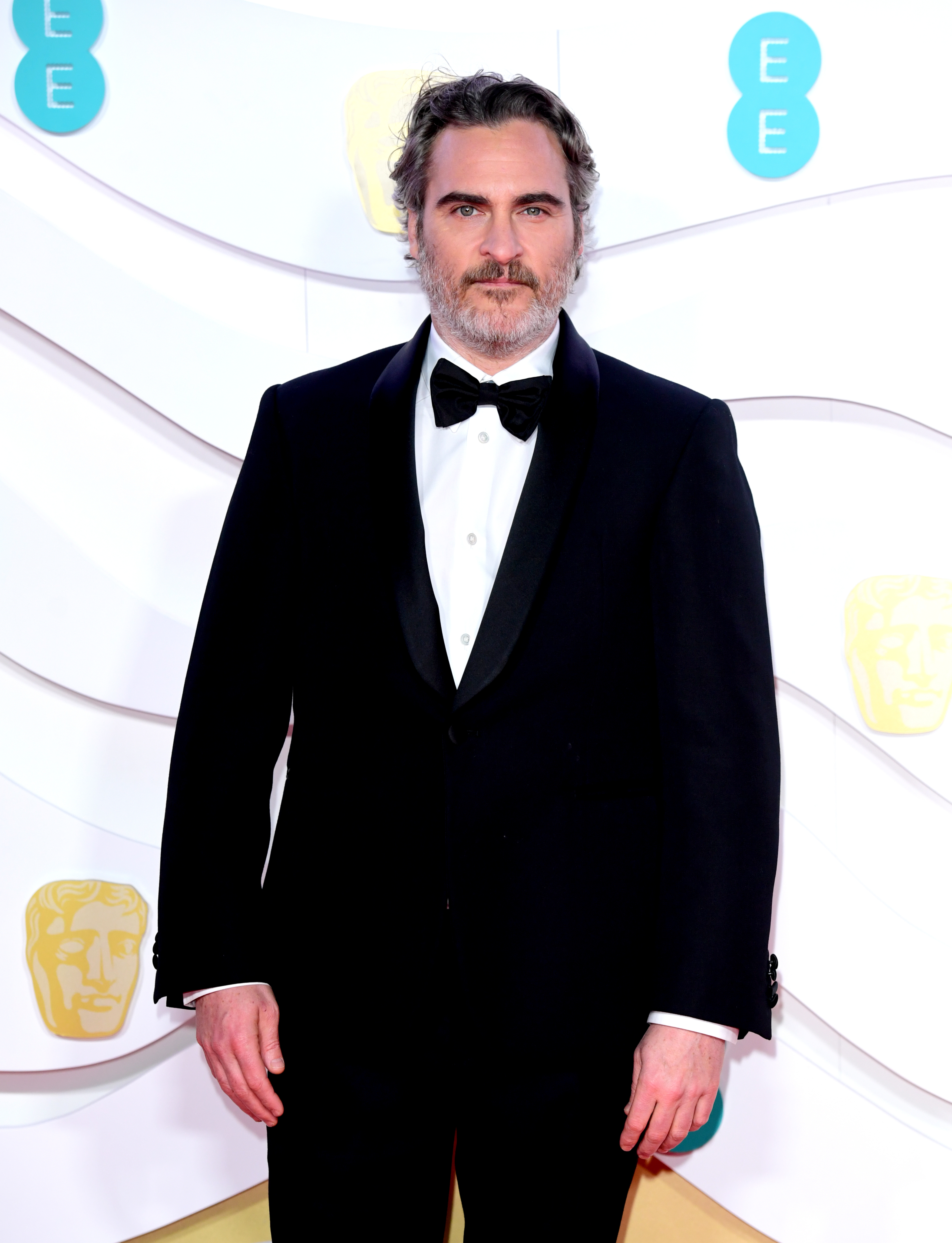 Phoenix at the Baftas