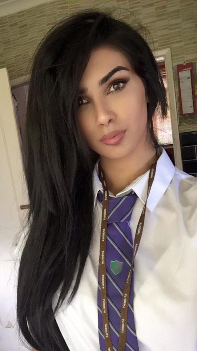 Kairah Kelly transgender