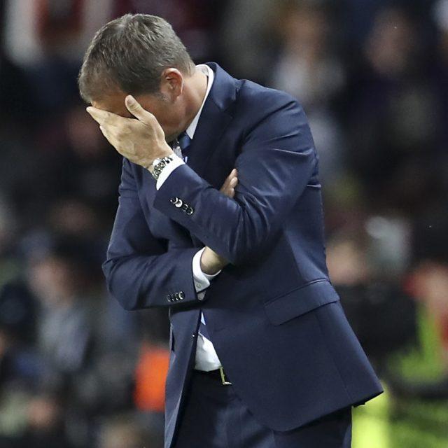 Zidane: Legia draw my fault