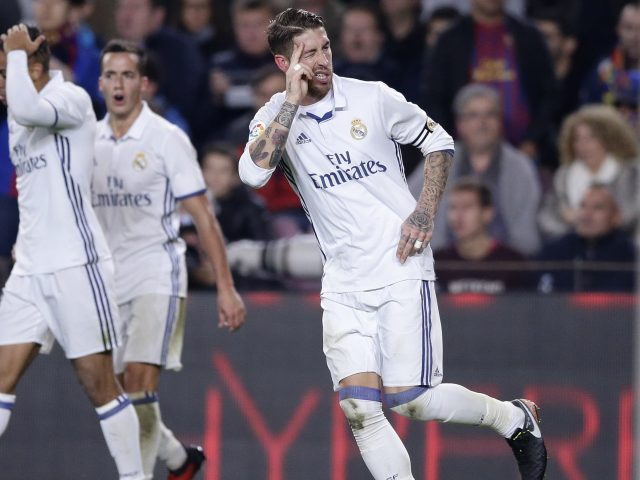 Real Madrid salvage late draw in Clasico, Atleti held, Sevilla stunned