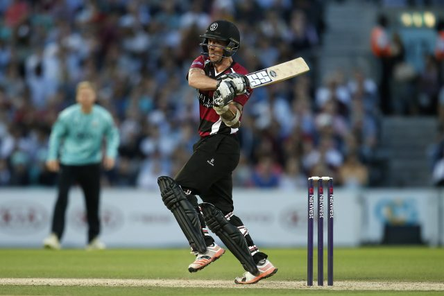 Luke Ronchi played for Somerset in 2015 and Birmingham Bears last year (Paul Harding/Empics)