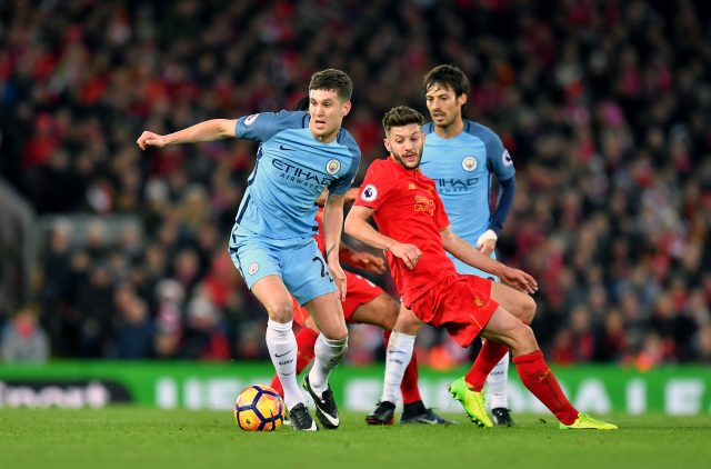 Manchester City v Liverpool  What the numbers tell us  From East