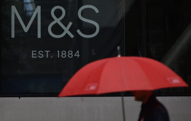 Marks & Spencer are among the companies who have temporarily suspended advertising with Google