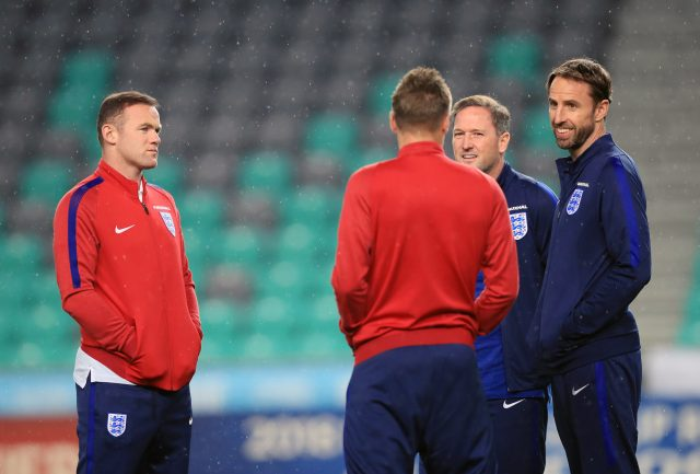 England manager Gareth Southgate talks to the media ahead of Lithuania's visit