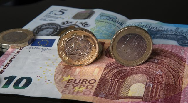 Pound's role as Brexit barometer muddied as European Union divorce starts