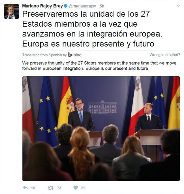 SpainTweet