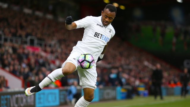 However Clement has faith in Jordan Ayew to lead the line