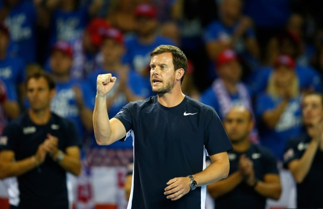 France into Davis Cup semifinals after doubles win over Britain