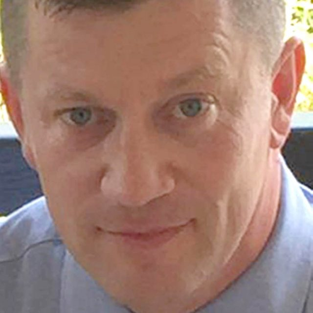 Thurrock police officers pay their respects to fallen hero PC Keith Palmer