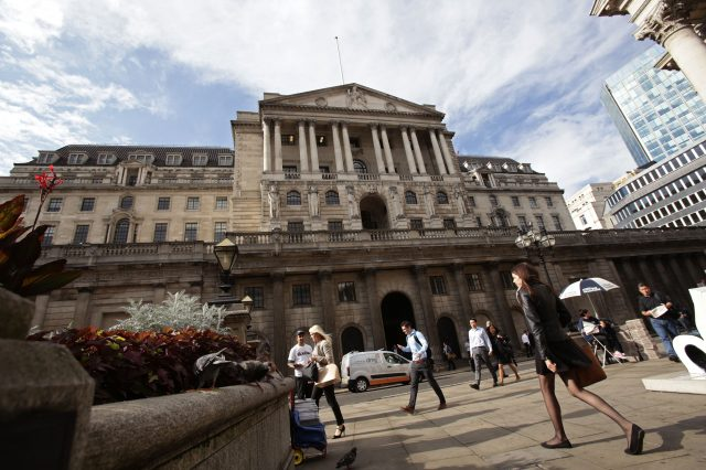 Labour demands Bank of England faces rate-rigging probe