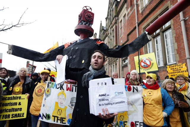 Fracking will go ahead in Lancashire - despite protests and court battle