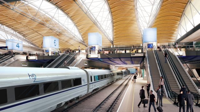 Bechtel to replace CH2M in United Kingdom  rail contract