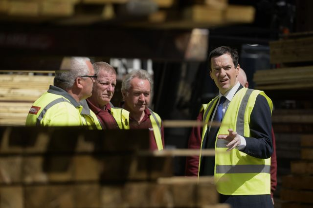 George Osborne to quit as MP for Tatton