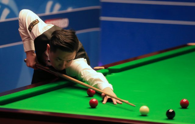 World Championship Xiao into second round, Trump shocked