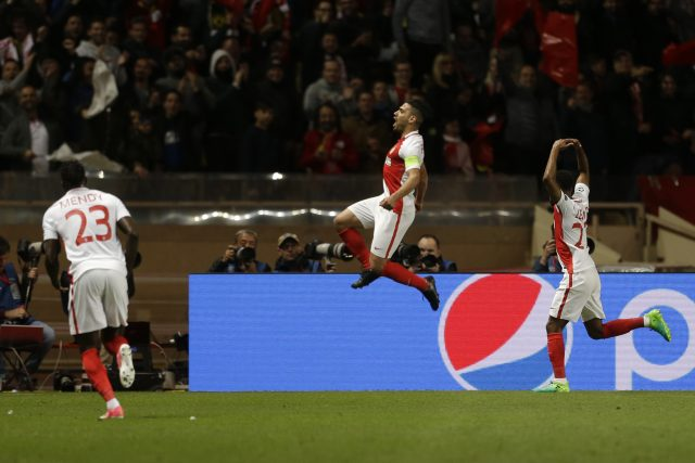 Mbappe, Falcao send Monaco into semi-finals