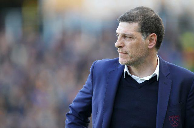 Slaven Bilic explains West Ham United's goalkeeping decision