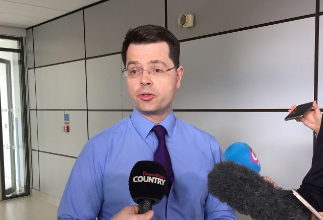James Brokenshire (David Young/PA)